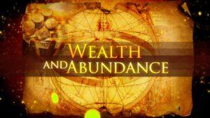 Abundance manifestations